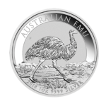 2018 EMU 1 oz Silver Bullion Coin