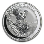 2015 Koala 1oz Silver Bullion Coin from the Perth Mint