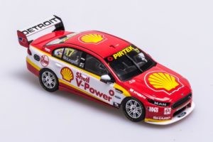 Ford Falcon FG-X Super Sprint Perth 2017 Winner Scott McLaughlin