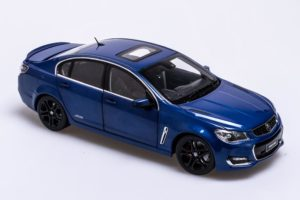 Holden VF II Commodore SS-V Redline Slipstream BLUE