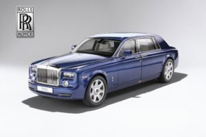 Rolls Royce Phantom 1:18