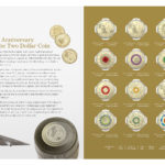 2018 30th Anniversary $2 Coin Set from Royal Austrakian Mint