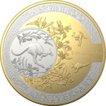 2018 Kangaroo 5oz 25th Anniversary Silver Coin