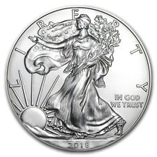 2018 US 1oz Silver eagle