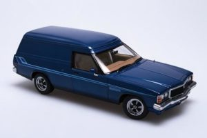 Holden HZ Sandman Panelvan in WINDSOR BLUE