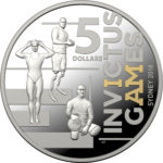 2018 Invictus Games Silver Proof