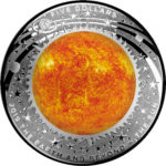 "2019 ""SUN"" Silver Proof Coin"