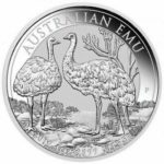 2019 Emu 1oz Silver Bullion Coin