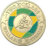 2019 Rugby World Cup $2 Coin