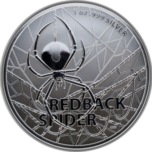 2020 Red Back Spider Silver Coin