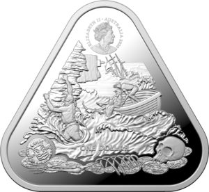 2020  Zuytdorp Triangle Silver Coin