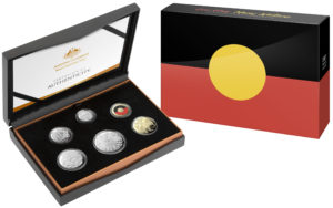 2021 Year Set 6 Coin Proof