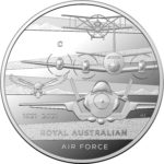 2021 Royal Australian Air Force Silver Proof $1 Coin