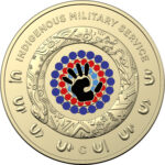 2021 Indigenous Service $2 Colored Coin Roll